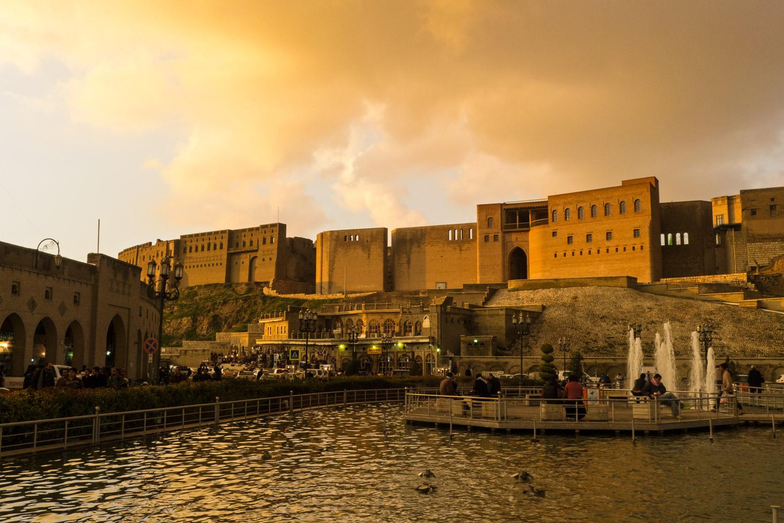 Visit Erbil citadel