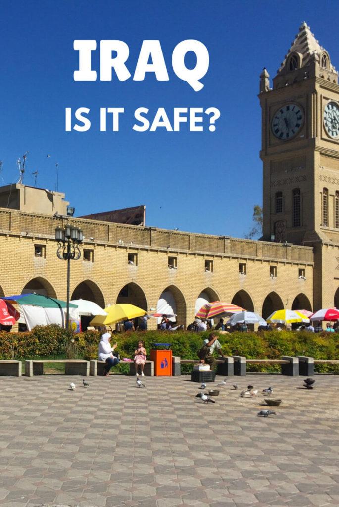Is Iraq safe?