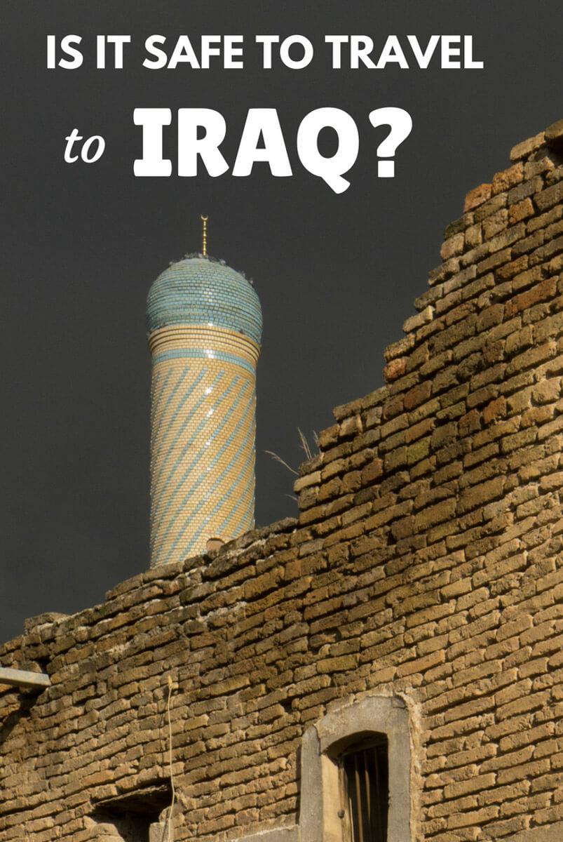 is Iraq safe