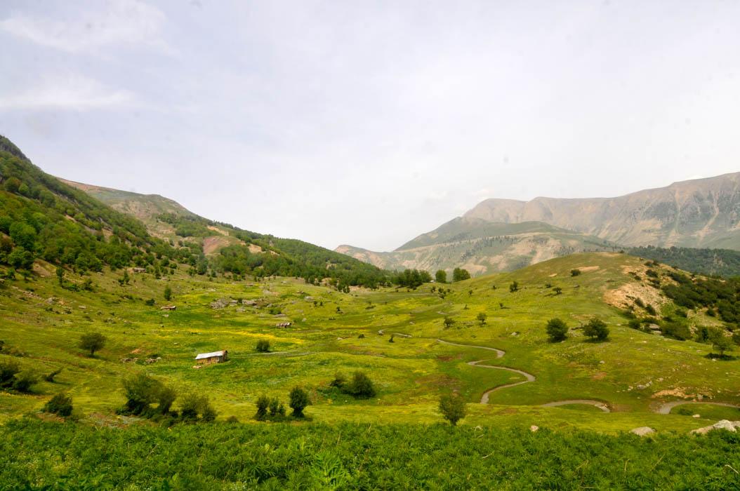 Masuleh city north of Iran