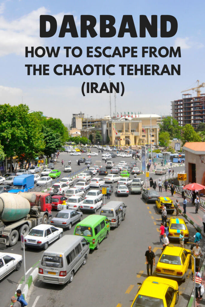 Darband, Tehran