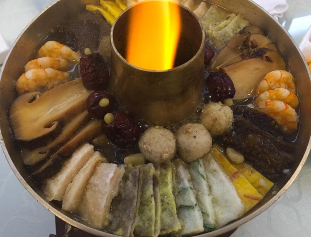 Koryo Royal Sinsollo, Kim Jong-un's favorite dish