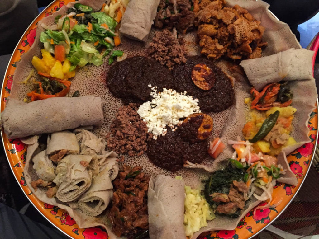 The 13 most authentic restaurants in dubai where expats for Authentic ethiopian cuisine