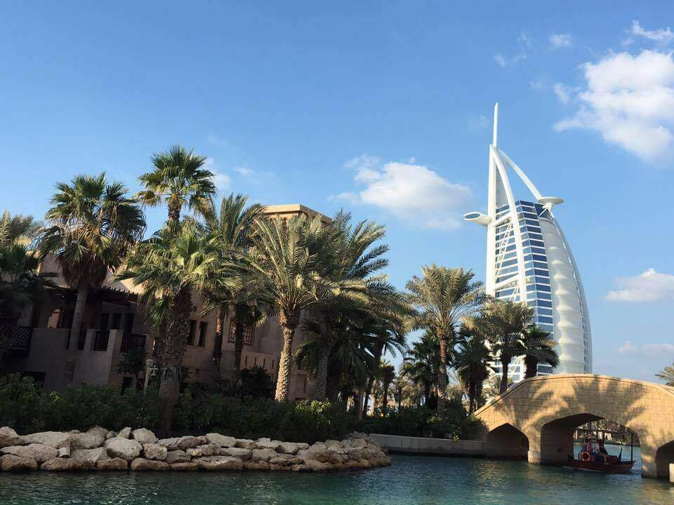 Dubai itinerary 5 days