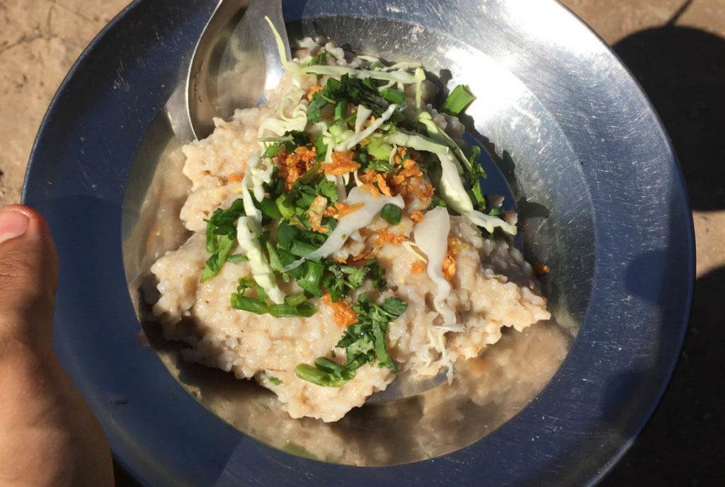 Kayah State traditional dish, Myanmar