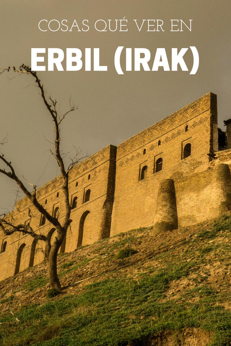 Qué ver en Erbil