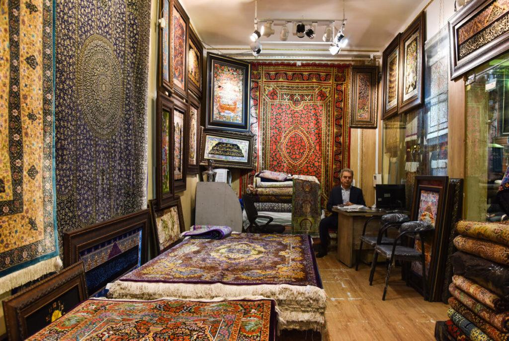 Shiraz Iran tourist attractions