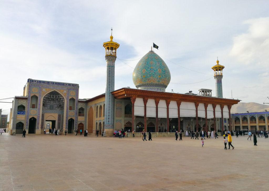 shiraz places to visit