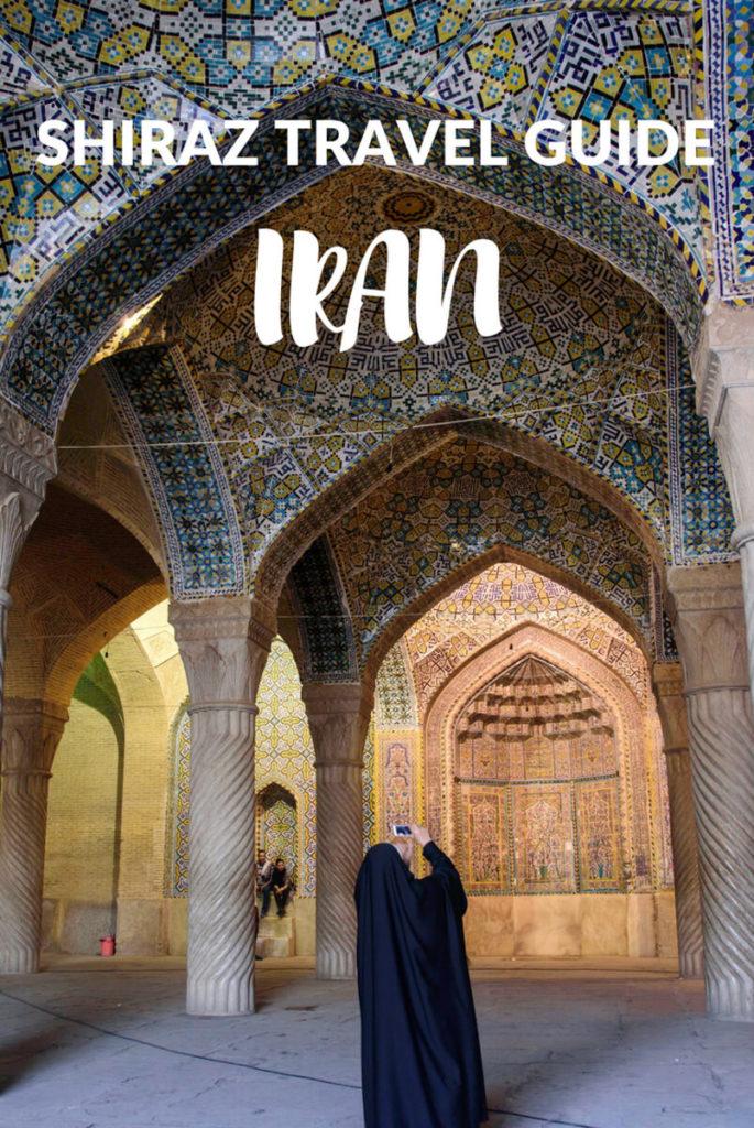 Shiraz travel