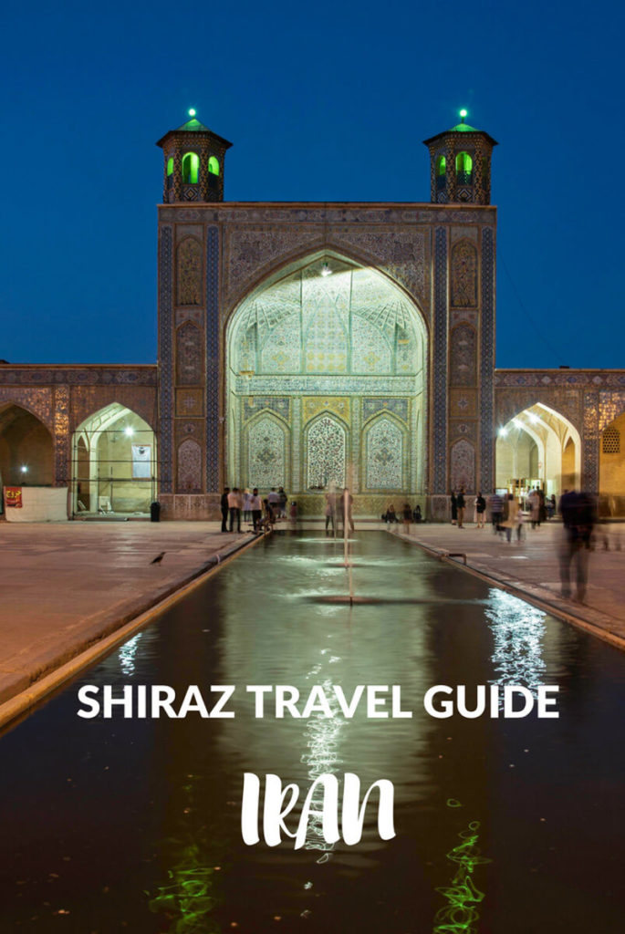 Shiraz travel guide