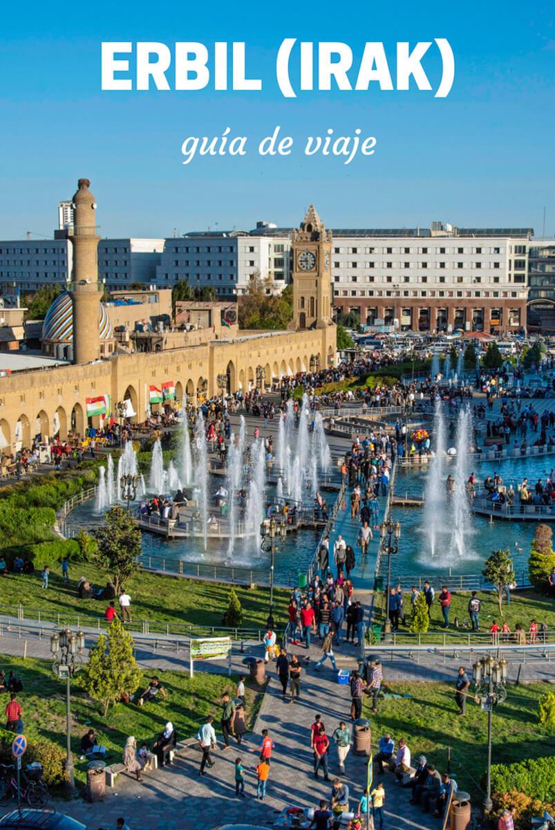 visitar Erbil