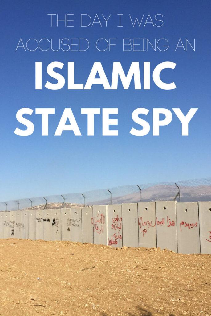 Islamic State spy