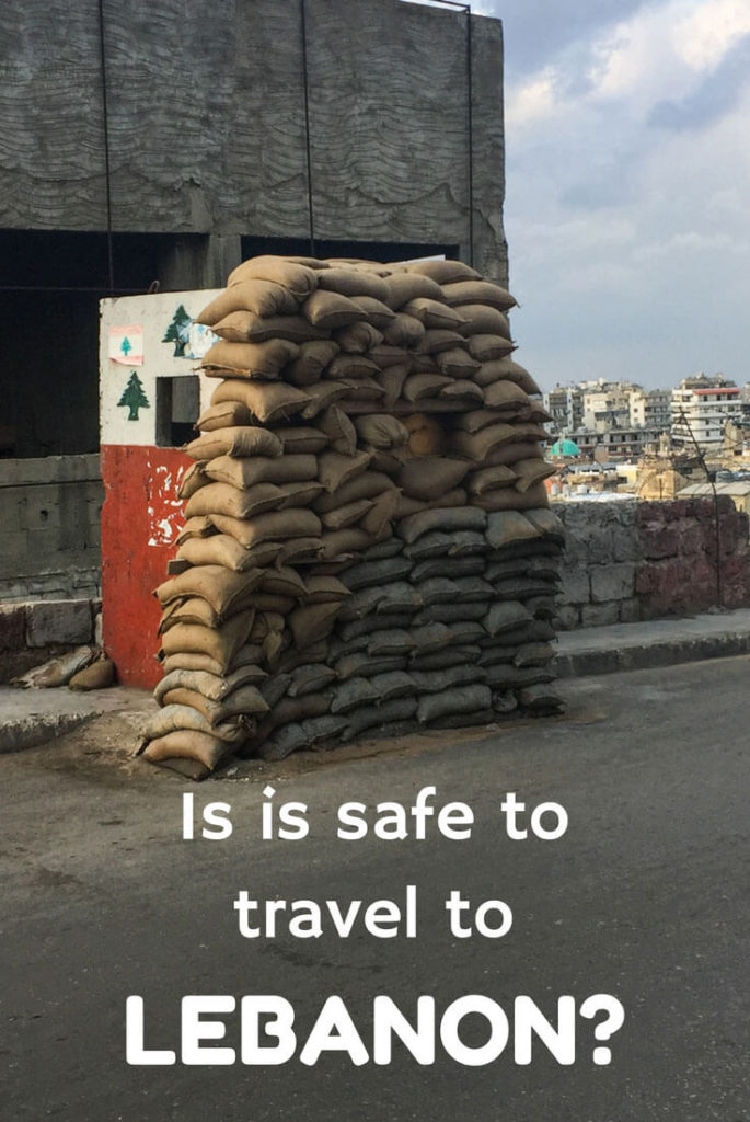 Is it safe to travel to Lebanon?