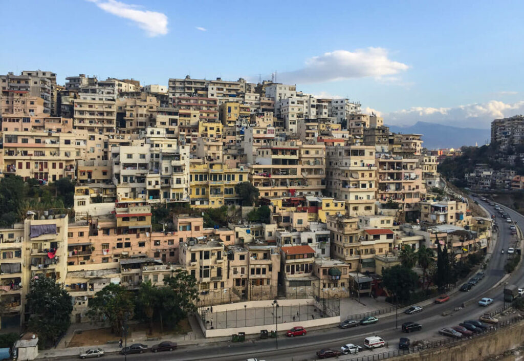 Jabal Mohsen neighborhood, Tripoli