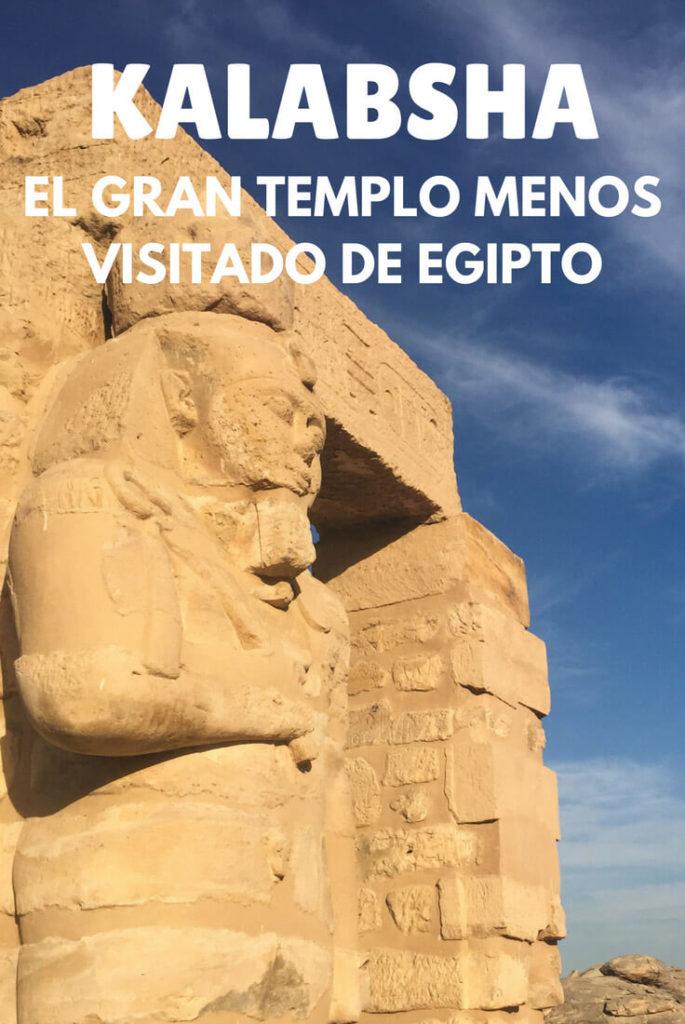 Templo Kalabsha Egipto