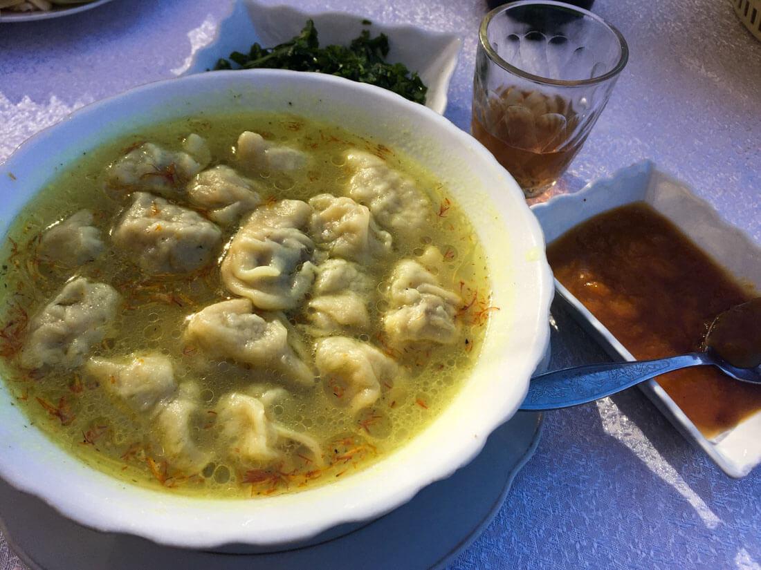 Food in Azerbaijan