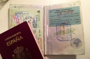 Avoid the Israeli passport stamp - FAQs - Against the Compass