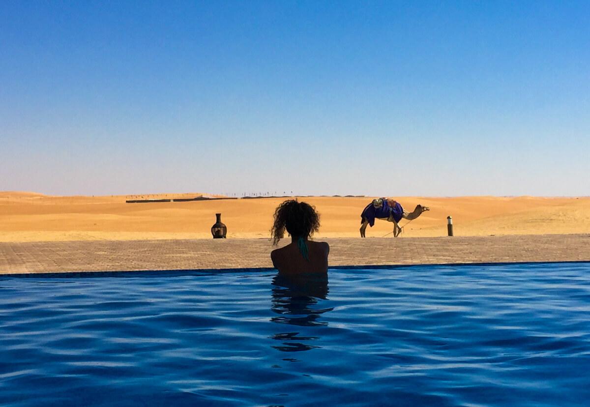 Liwa Oasis accommodation