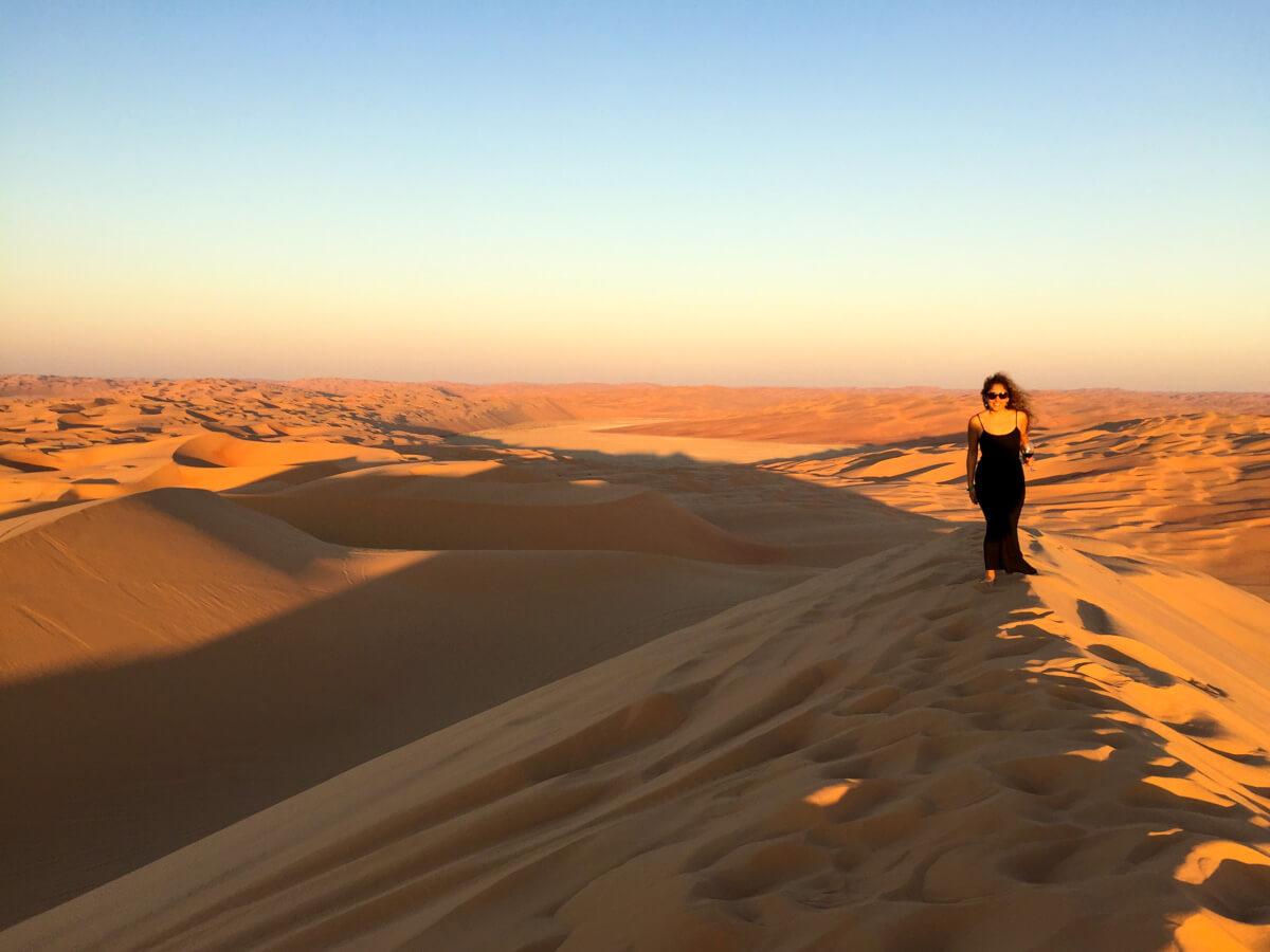 Liwa Oasis UAE