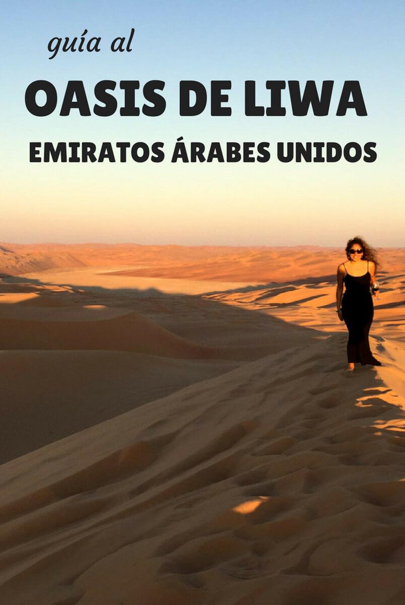 excursion oasis de liwa