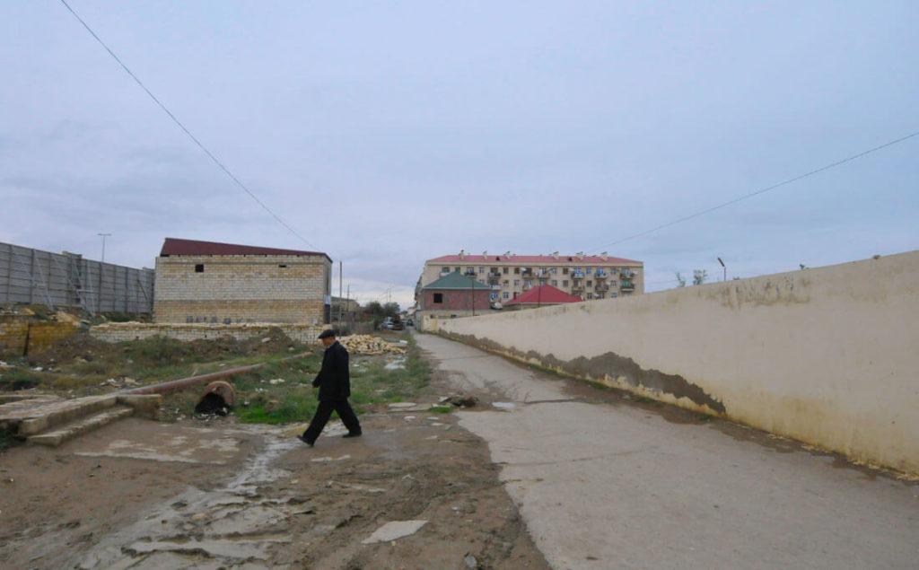 The city of Qobustan