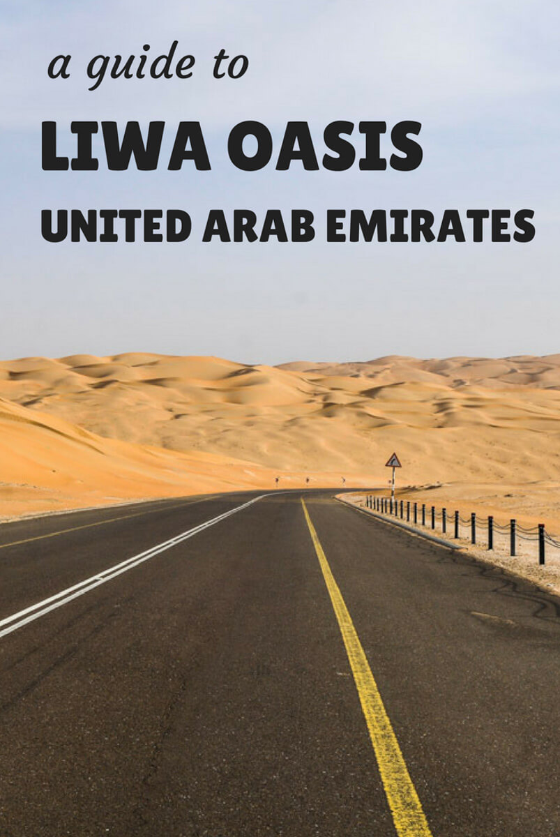 things to do in Liwa