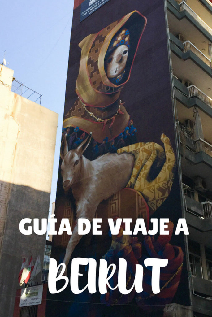 Guía viaje Beirut