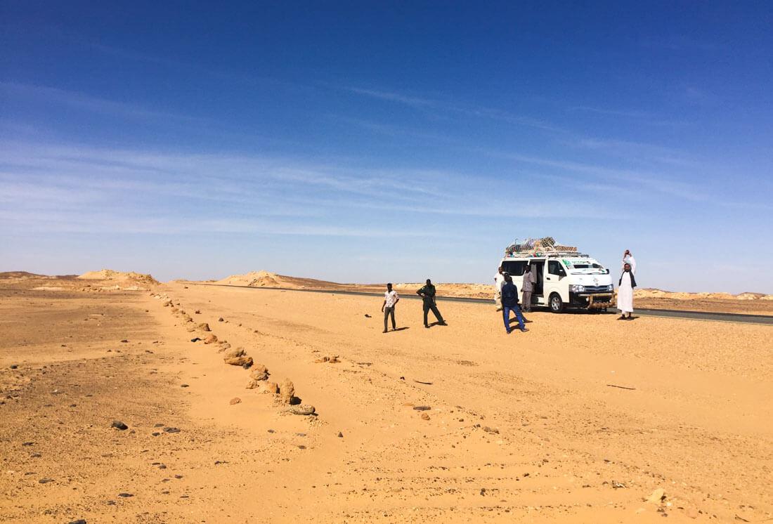 travel to Sudan