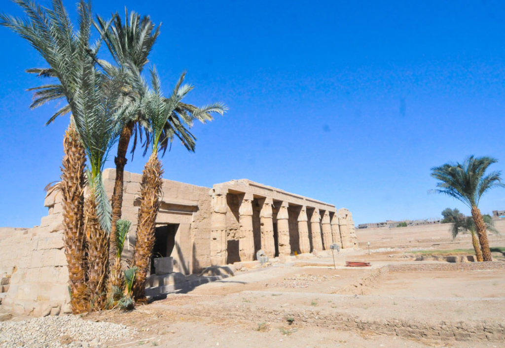 Things to see in Luxor