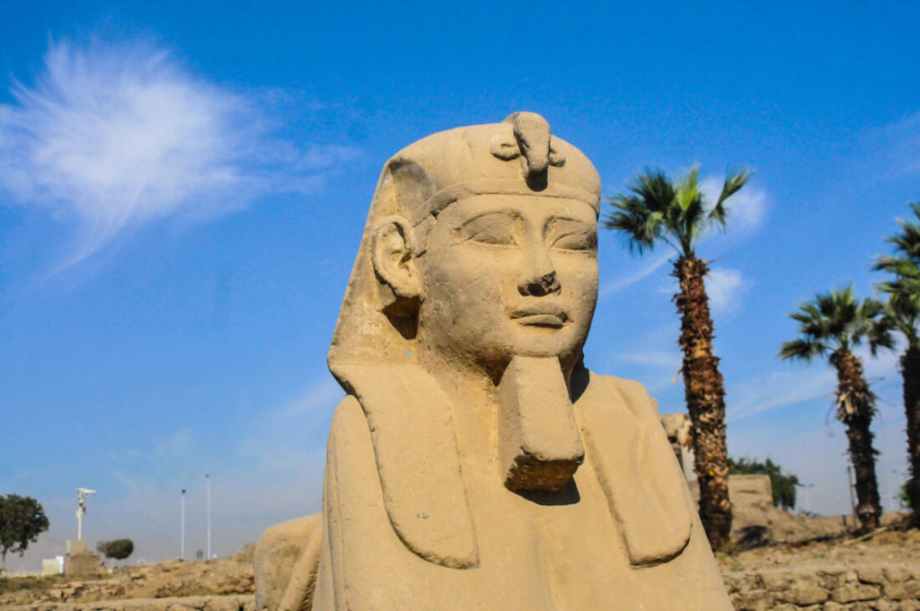 Luxor Egypt points of interest