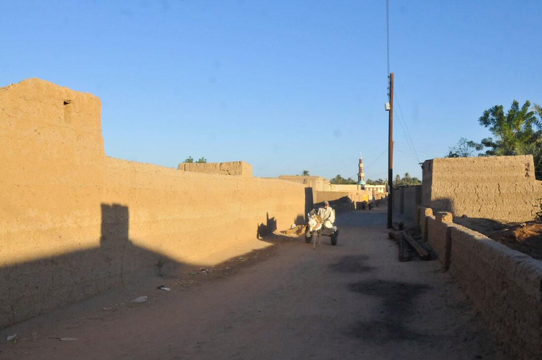 El-Kurru village