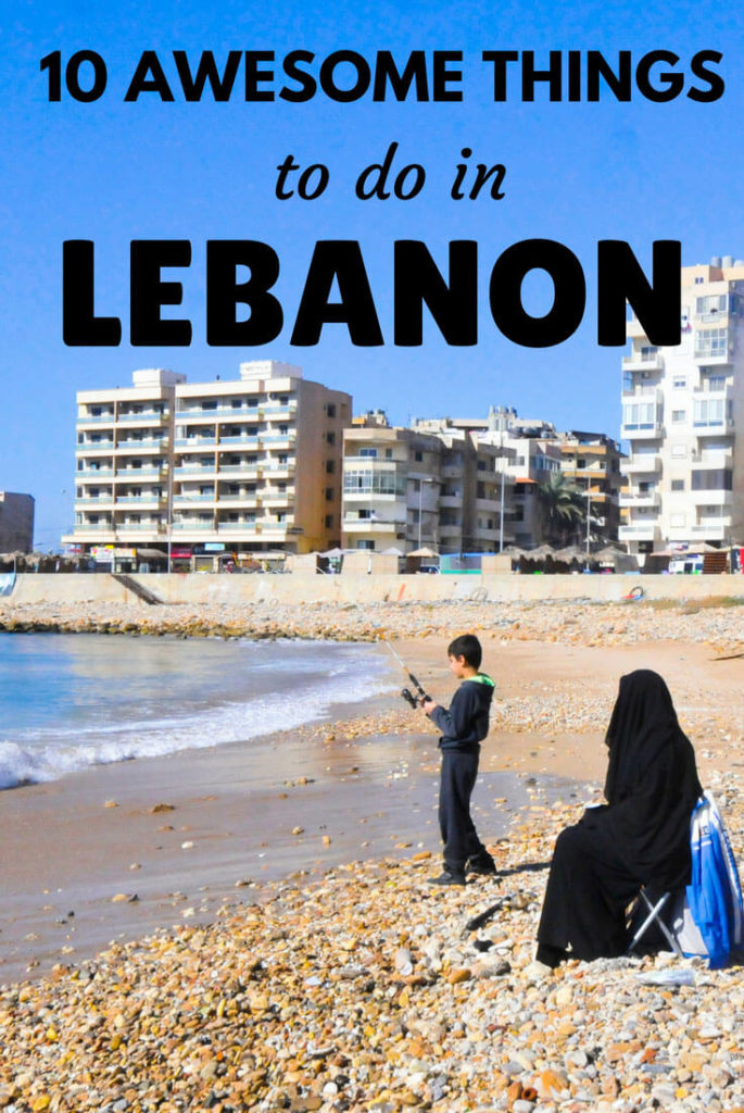 Places to visit in Lebanon