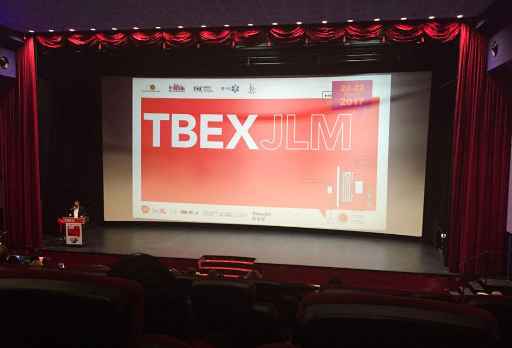 TBEX Jerusalem opening