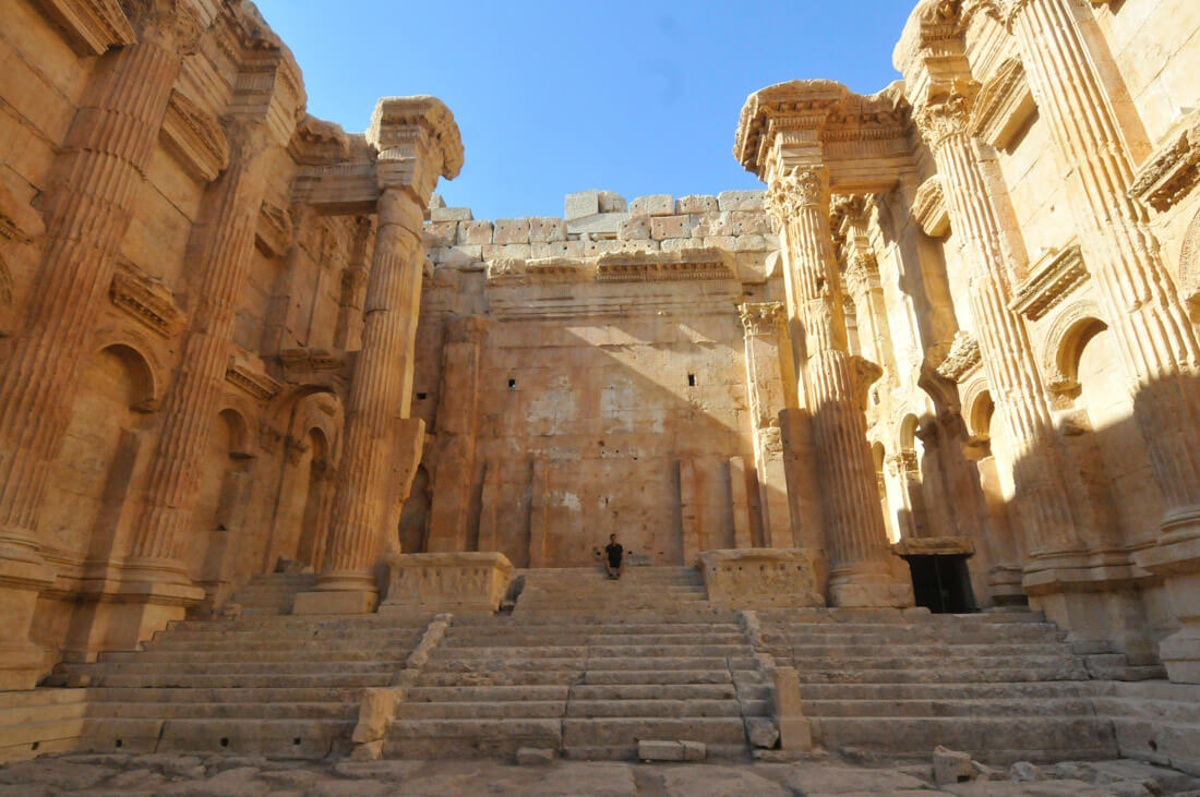 op places to visit in the middle east