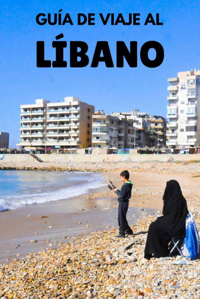 Guía de viaje Líbano