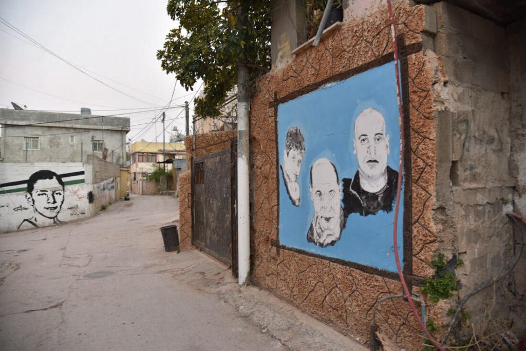 Dheisheh streets, Bethlehem