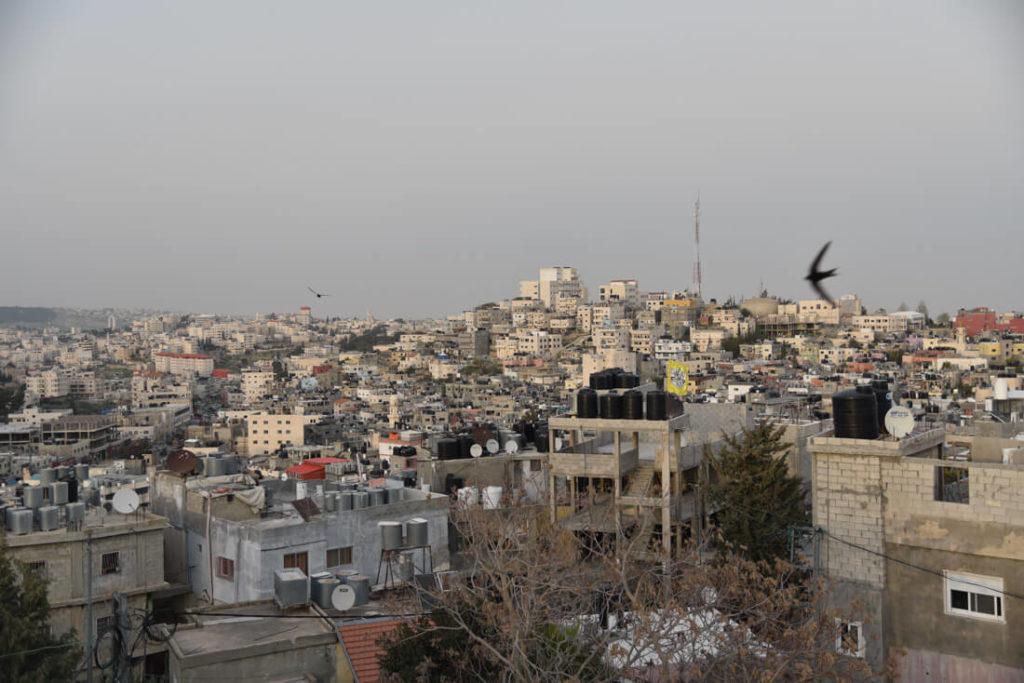 Dheisheh, Palestinian refugee camp in Bethlehem