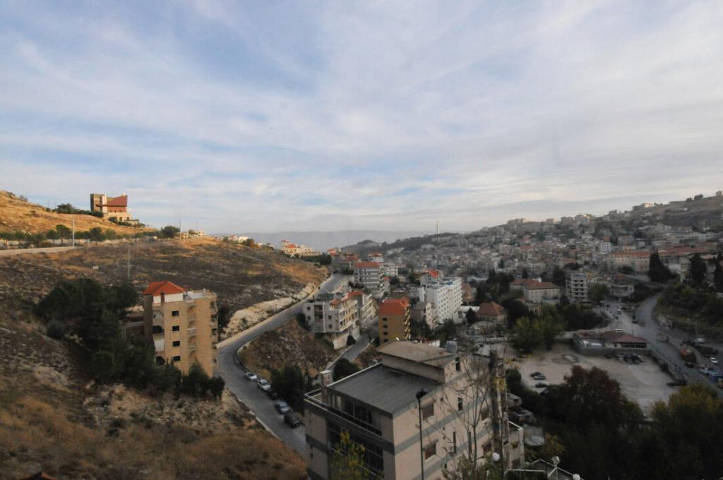 Views of Zahlé