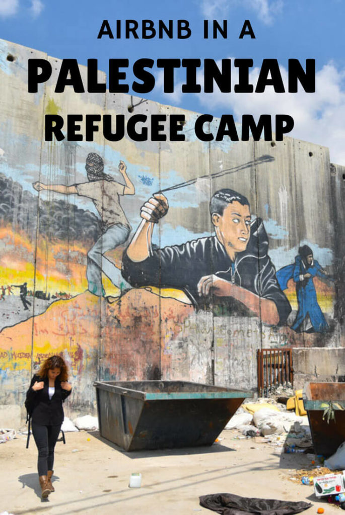 Dheisheh, a Palestinian refugee camp