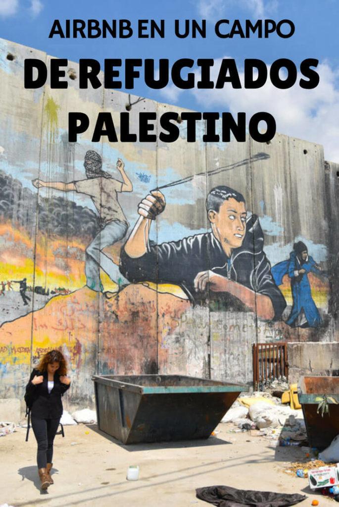 Dheisheh, campo de refugiados palestino
