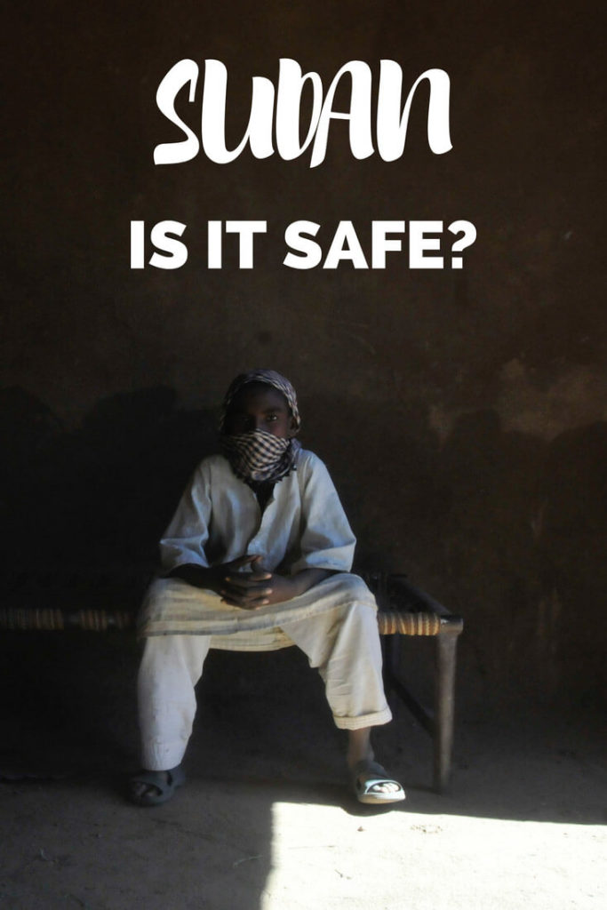 Is it safe to travel to Sudan-