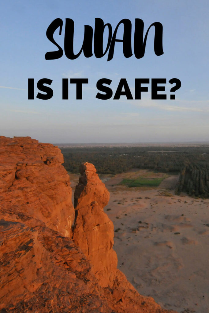 Is it safe to travel to Sudan 2-