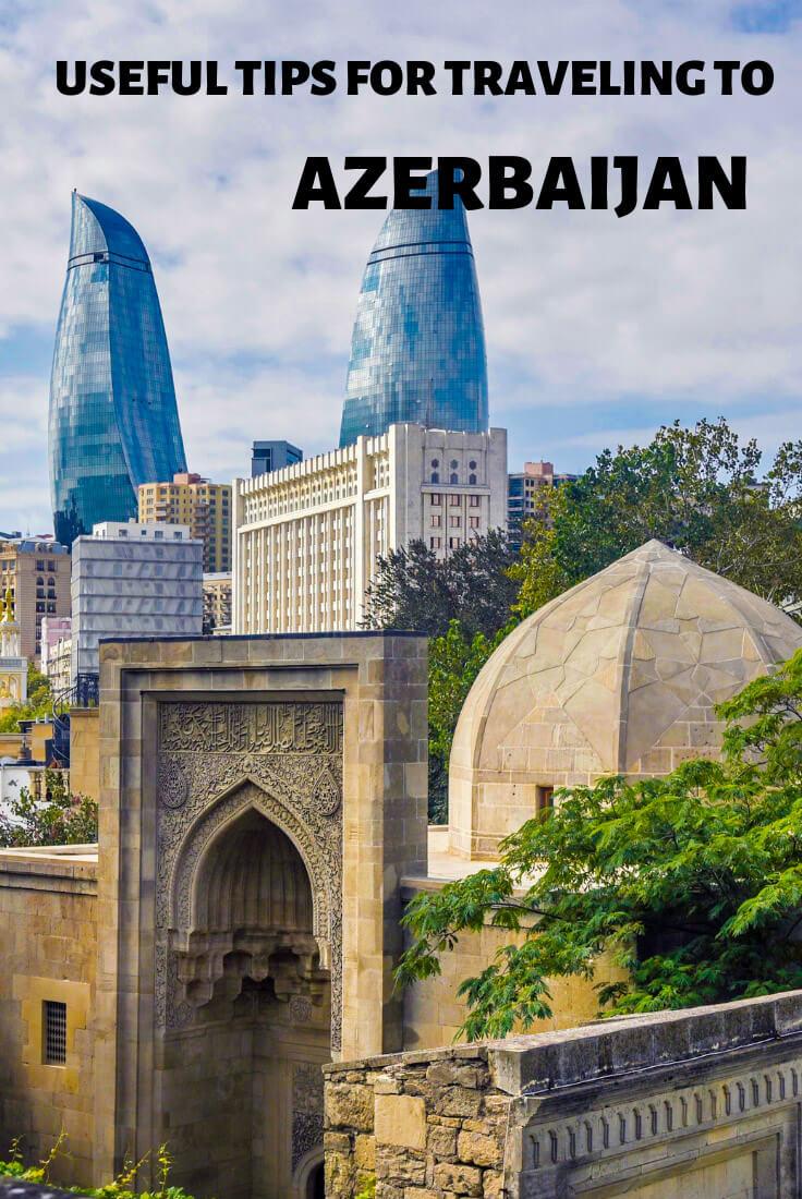 travel Azerbaijan