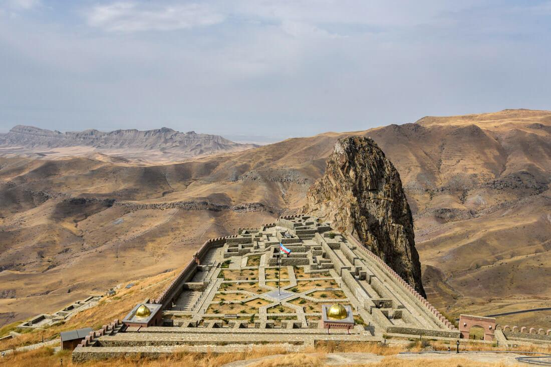 viajar Azerbaiyán