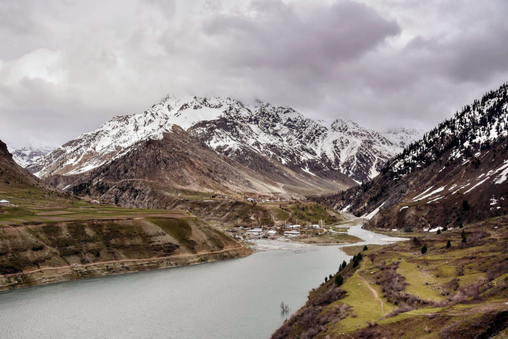 Dar Lay lake, Pakistán