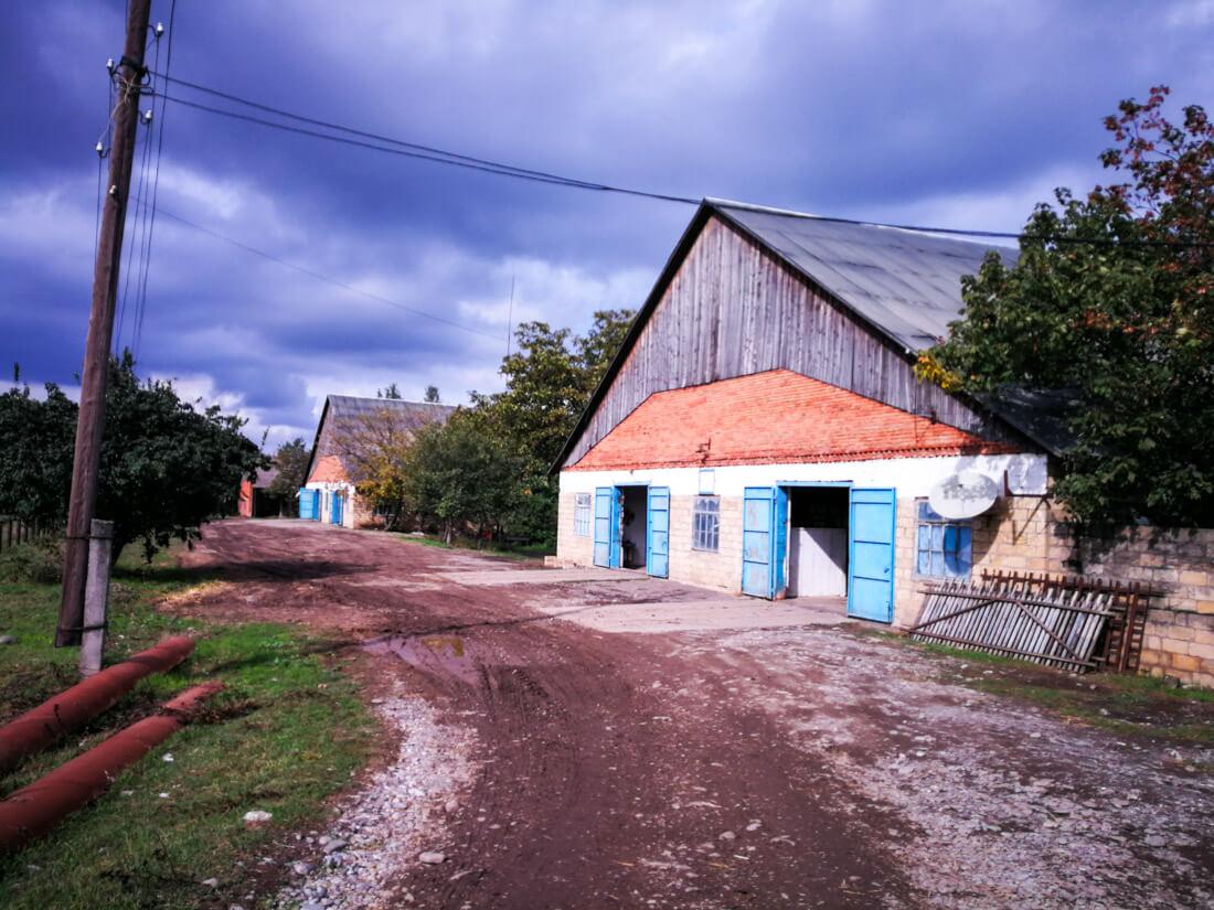 Collective farms Ivanovka
