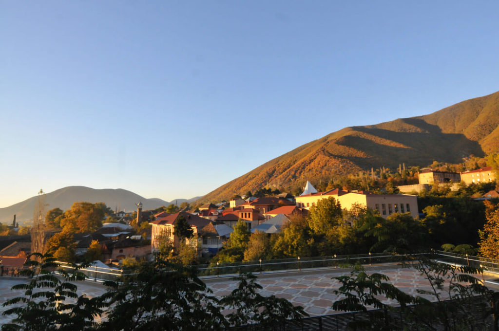 Sheki Old Town, Azerbaijan