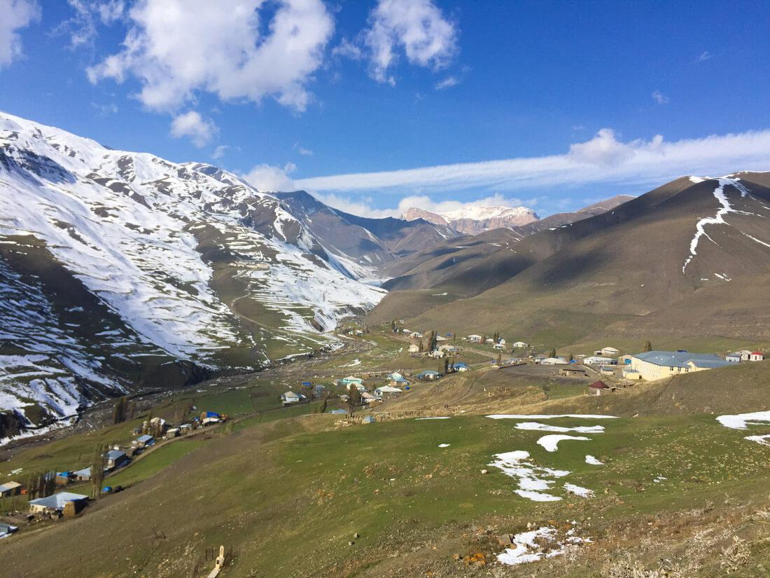 trekking Azerbaijan