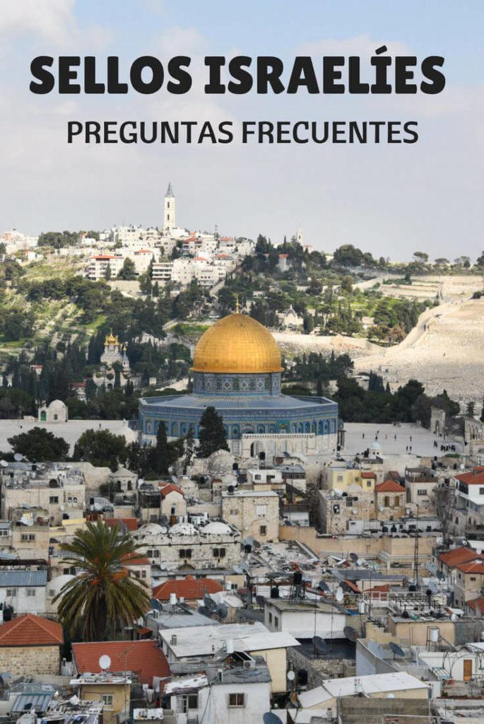 Evitar sello israelí