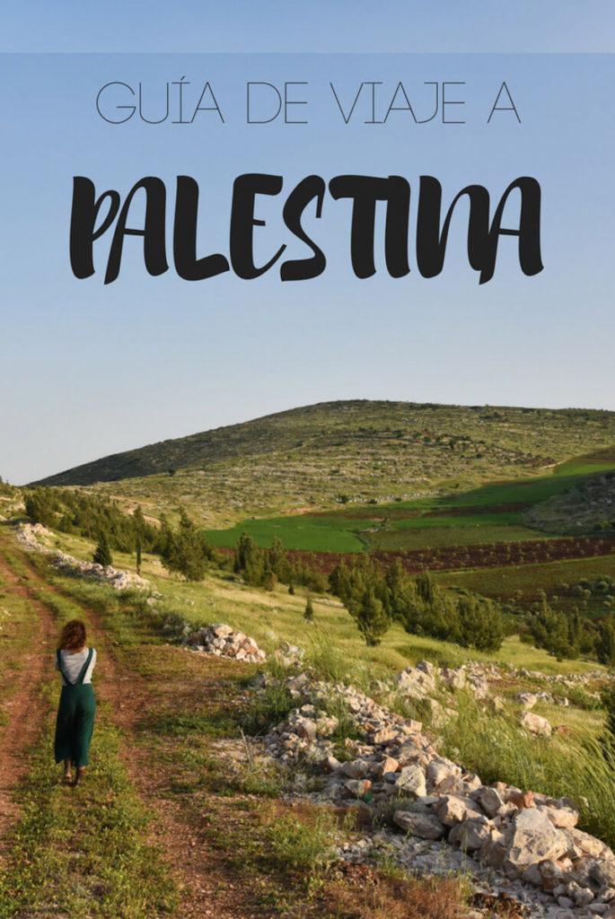 Viajar a Palestina - Itinerario 2 semanas
